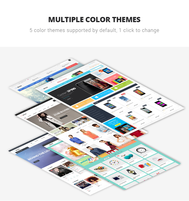 mixstore color theme