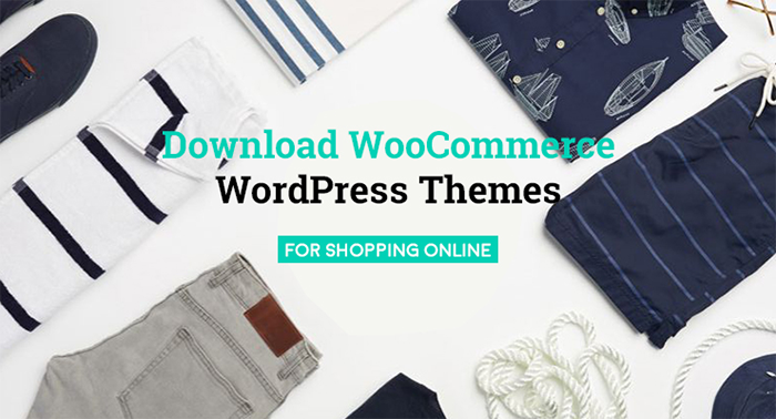 download woocommerce wp themes