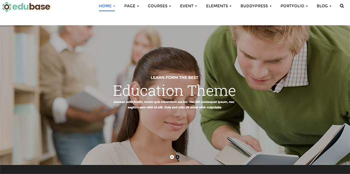 How to create Courses and Lessons in Edubase Theme