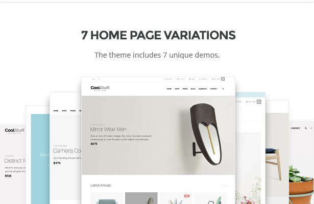 HOME-PAGE-VARIATIONS