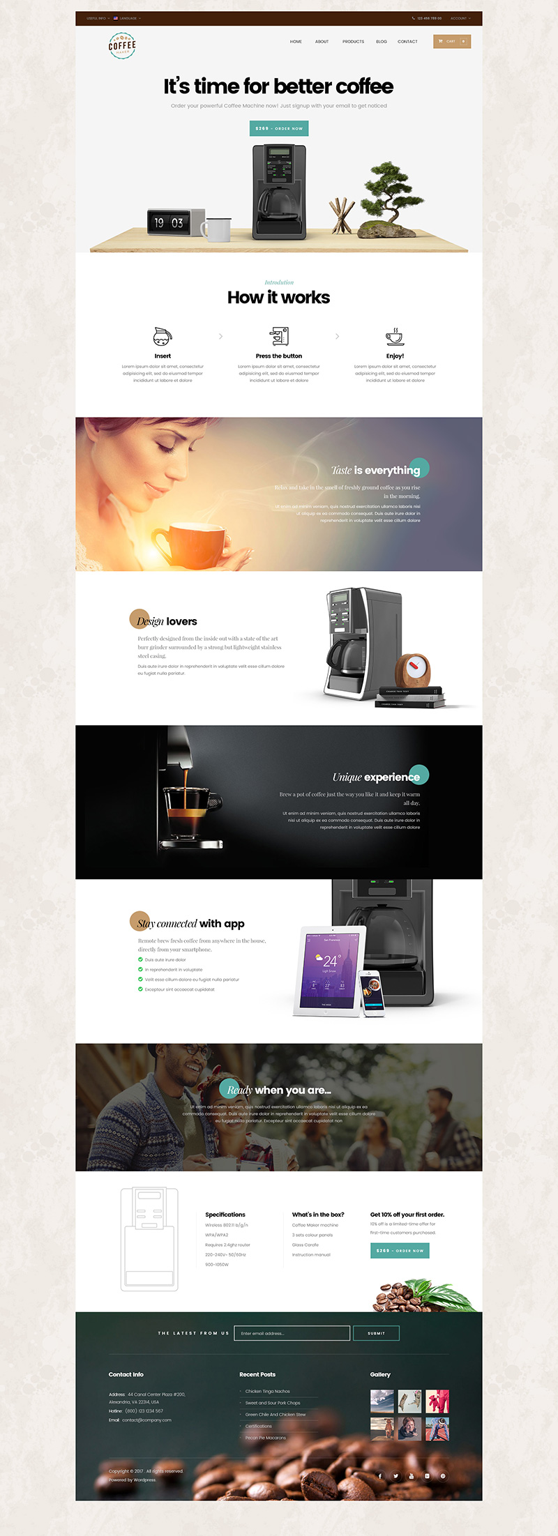 Strollik-WooComerce WordPress Themes