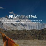 save nepal earthquake with unity theme