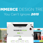 ecommerce design trends you can't ignore 2015