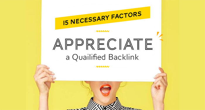 Qualified backlink