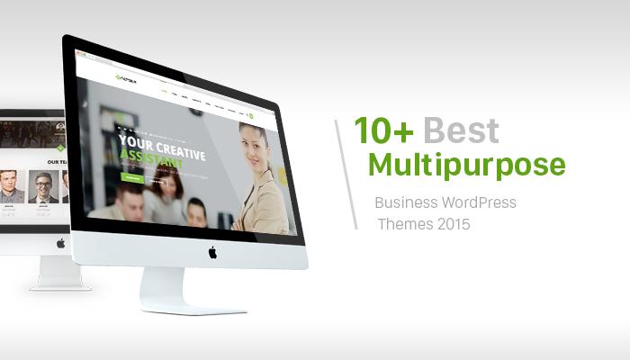10+ Multipurpose Business WordPress Theme
