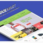 Review Golmart - Creative WooCommerce WordPress Theme