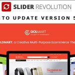 How to update Revolution Slider version 5.0.5