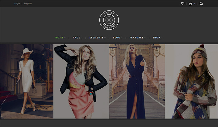 How to set up Footer on NewFashion Theme