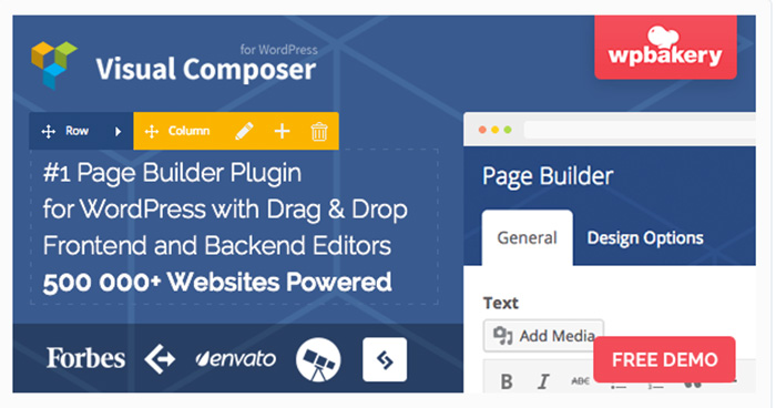 Visual Composer: Page Builder for WordPress (Version 4.7.4)