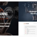 Welcome Training Zone – Gym & Fitness WordPress Theme
