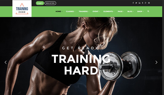 How to set up Portfolio on Training Zone Theme