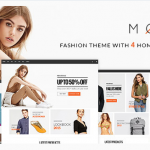 Mode - Modern Fashion WooCommerce Word