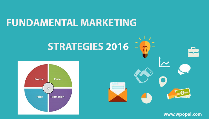 What Are Your Fundamental Marketing Strategies in 2016