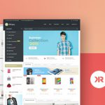 Welcome Krstore WooCommerce Responsive WordPress Theme