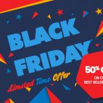 black friday sale off up to 50%