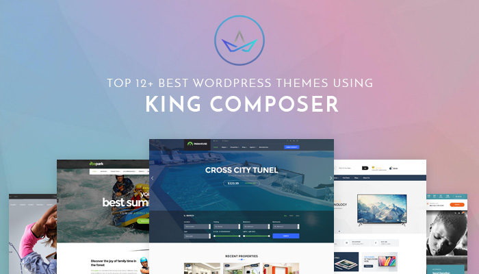 Top 12+ Best WordPress Themes Using King Composer