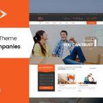 Jet - Home Moving Services WordPress Theme