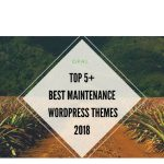 Top 5+ Best Selling Home Maintenance Wordpress Themes 2018