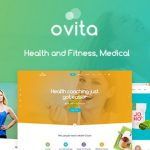 Ovitahealth - Onepage Multipurpose WordPress Theme