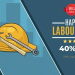 save off 40% for Labour day