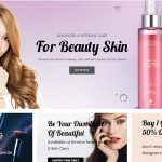 best beauty & cosmetic wordpress themes 2018