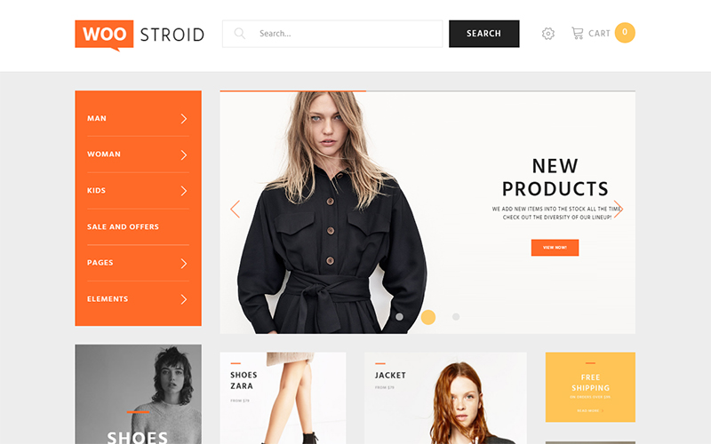 10 Best WooCommerce Themes