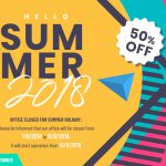 hello summer 2018 - Sale off 50% All