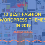 Multistyle collection 10 best fashion WordPress themes in 2019
