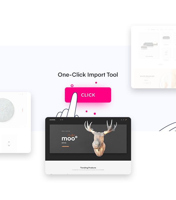 How to install One Click Demo Import WP Plugin