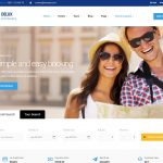 delux best wordpress themes hotel