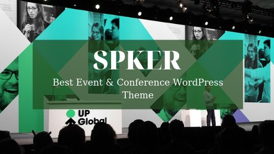 Spker - Best Event & Conference WordPress Theme