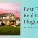 Best Free Real Estate Plugin