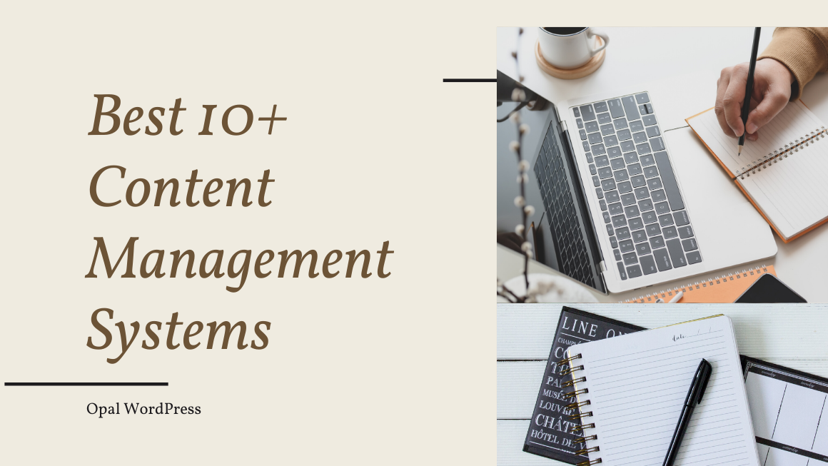best free content management systems