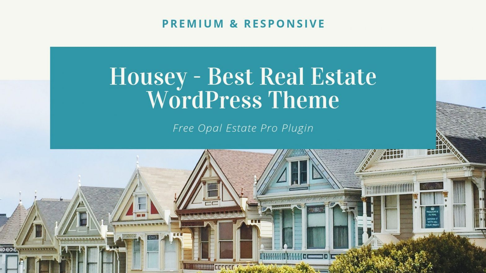 Housey - Real Estate WordPress Theme