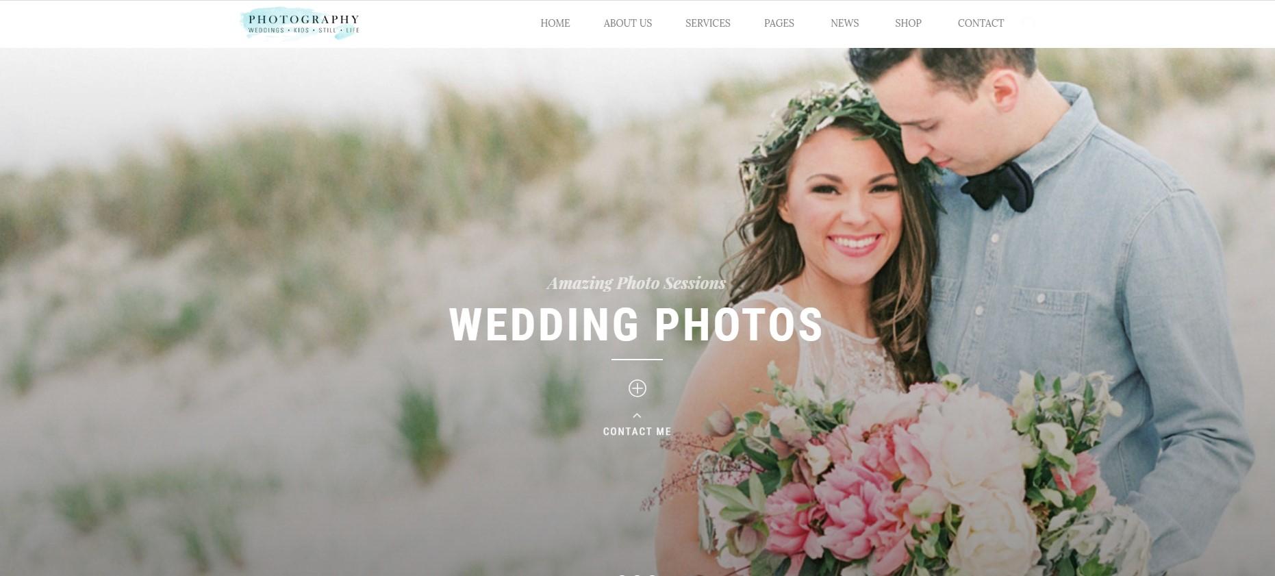 Wedding Industry | Wedding WordPress Theme