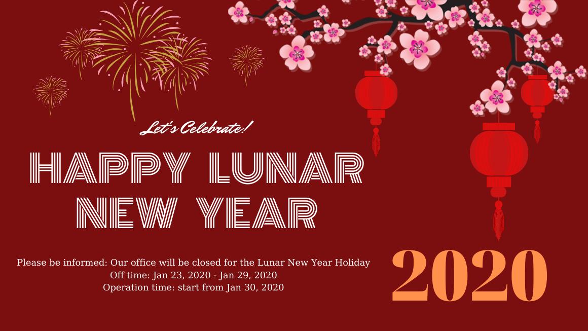Lunar New Year Notifications - WPOPAL