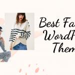 best WordPress Fashion themes