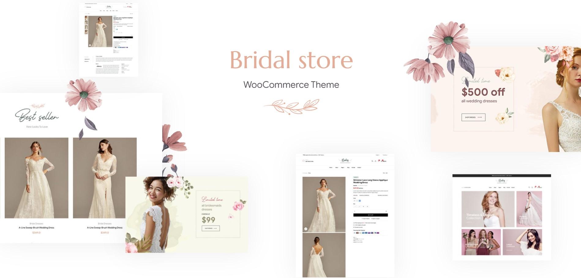 bridey wedding wordpress theme opal_wp