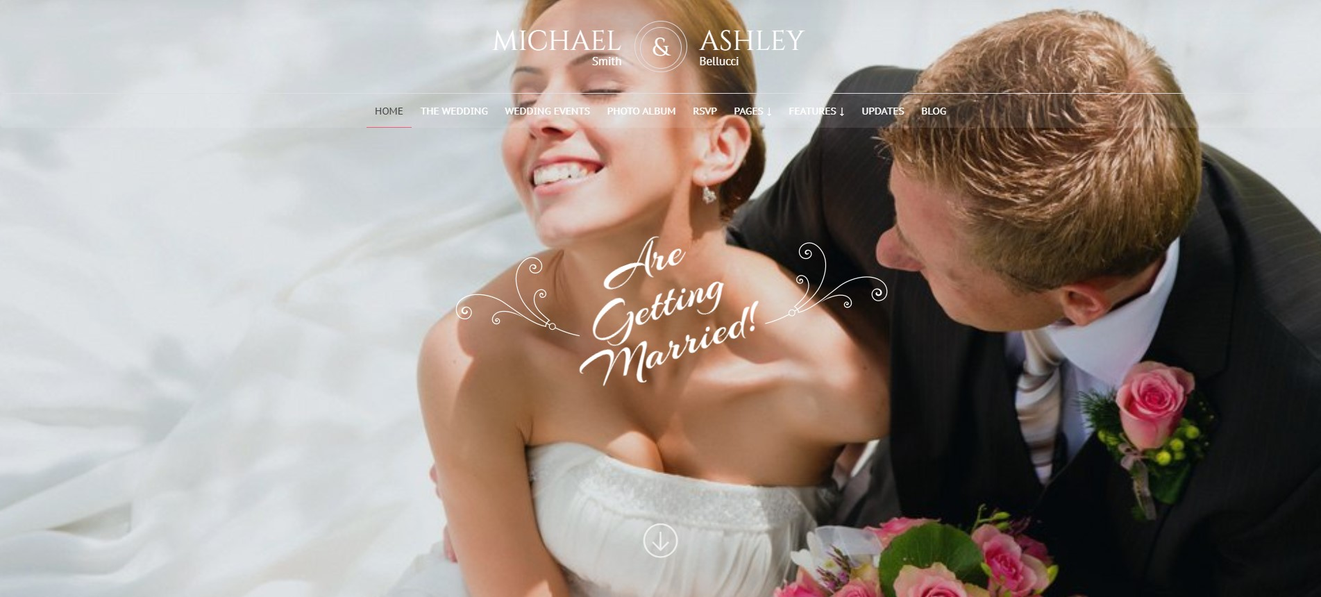 Honeymoon - Wedding Theme