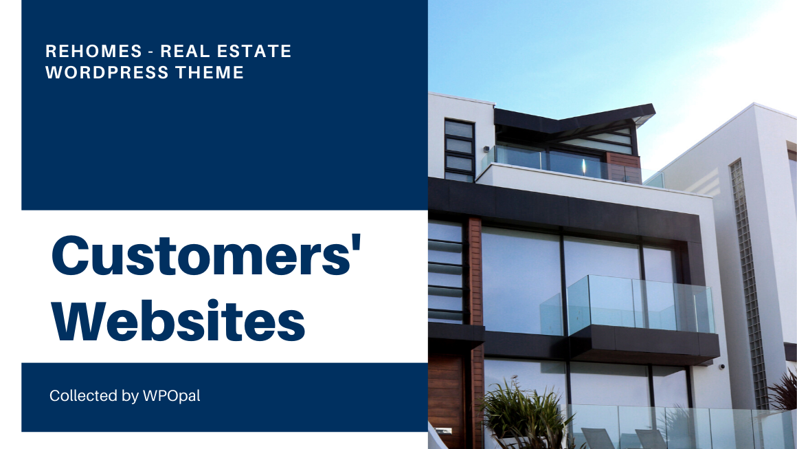 Rehomes customer's websites