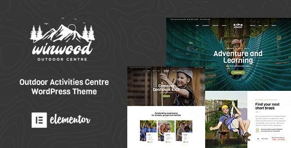 winwood outdoor wordpress themes