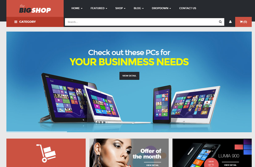 bigshop-wordpress-digital-theme