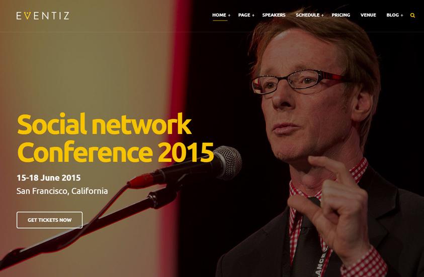 eventiz-conference-event-wordpress-theme