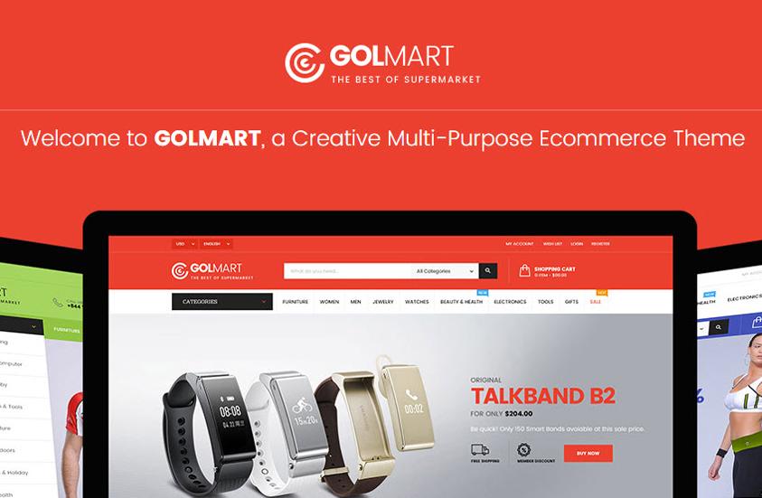 golmart-supermarket-wordpress-theme