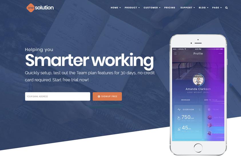 onesolution-wordpress-business-theme