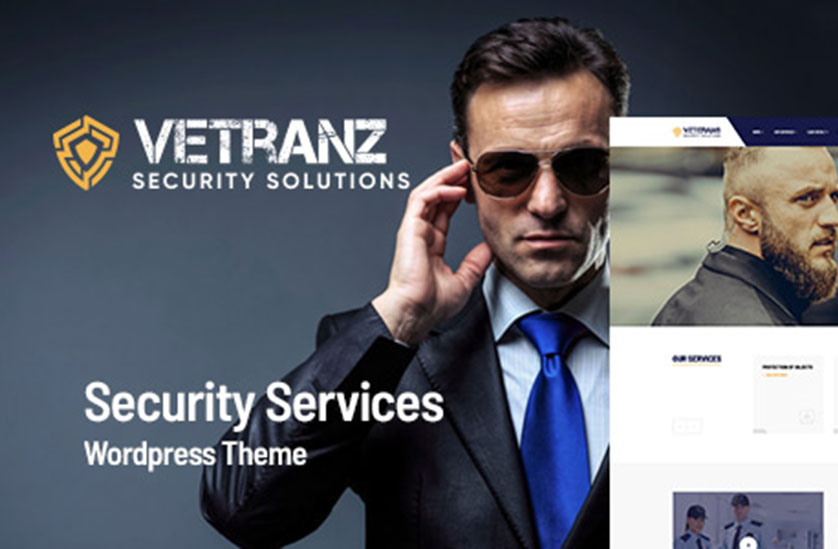 vetranz-security-wordpress-theme