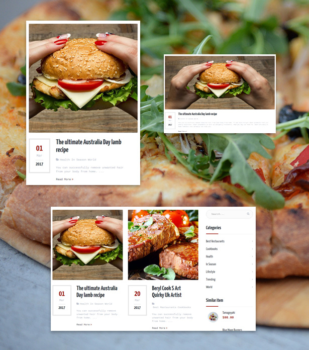 5. burger slap fast food restaurant blog