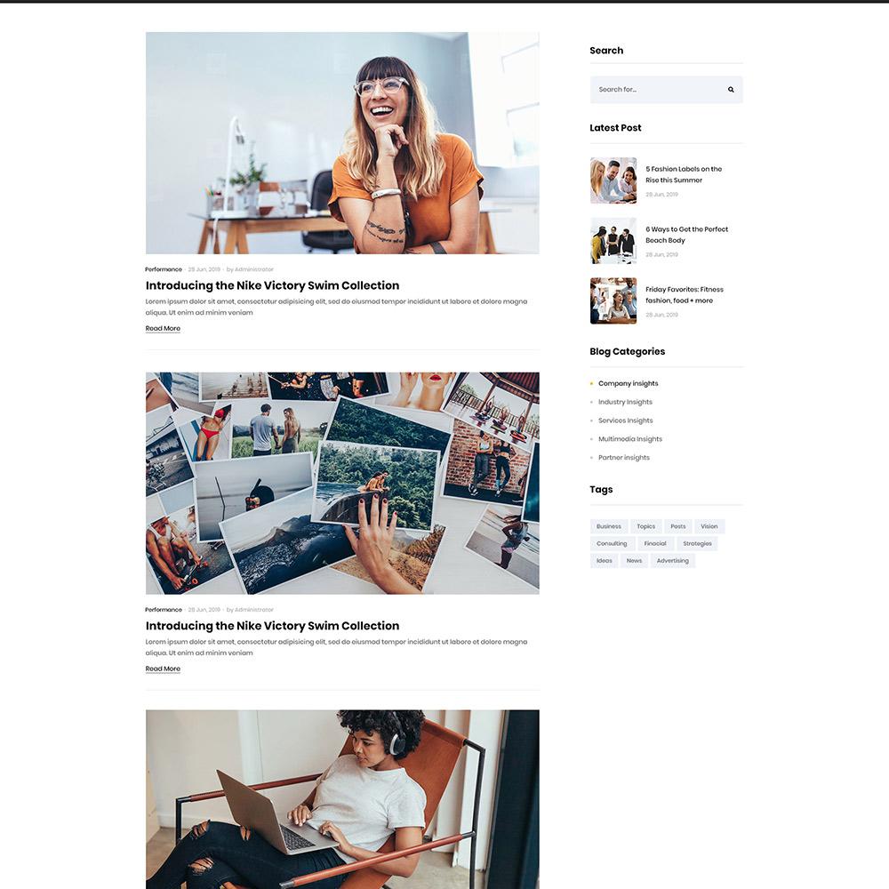 Fitshop-Fashion-WordPress-Theme-blog-page